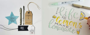 Handlettering - Marjoleins Creations