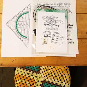 marjoleins creations flyer