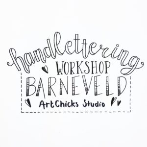 workshop handlettering barneveld