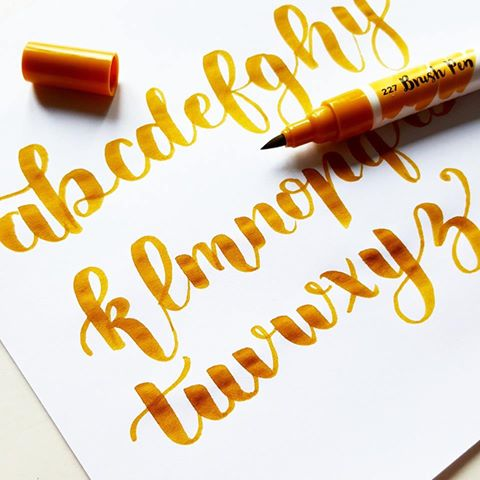 brushlettering workshop
