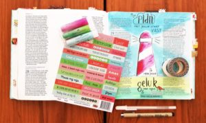 workshop biblejournaling
