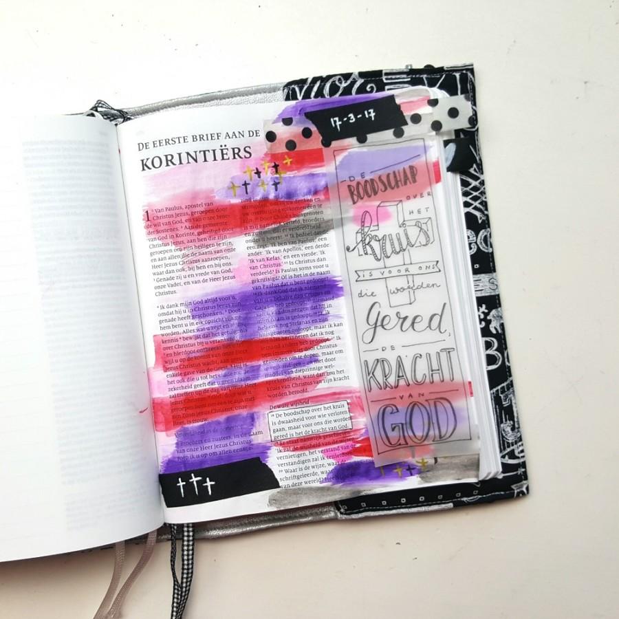 biblejournaling 40 dagen