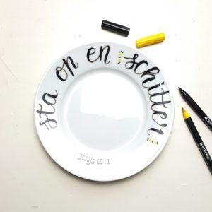 Edding porseleinstift