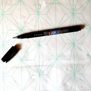 Tombow Fudenosuke brush soft