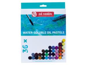 talens wateroplosbare pastels 36