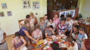 uitleggen workshop albanie