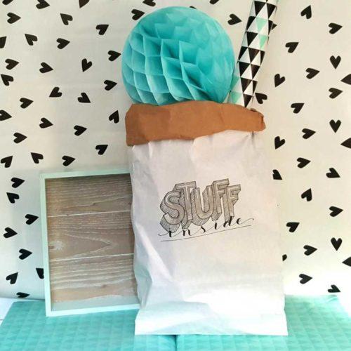 workshop paperbag paper passion