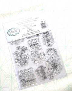 Clearstamps Creative Expressions Promises