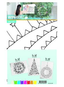 Securit windoodle krijtstift voor ramen